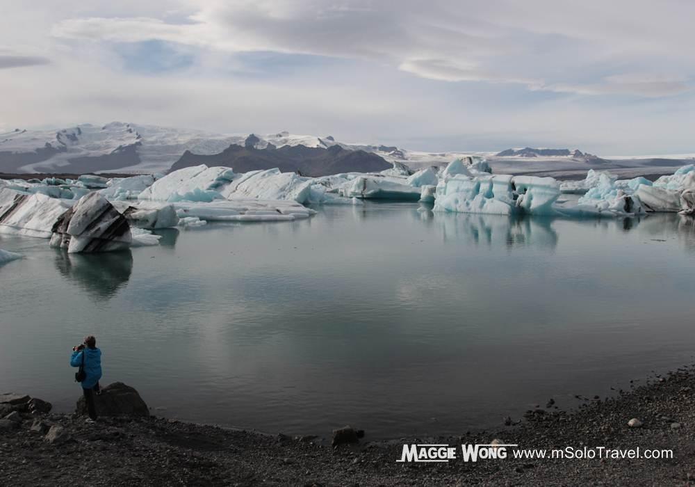 冰島冰湖_iceland Jökulsárlón Glacier Lagoon