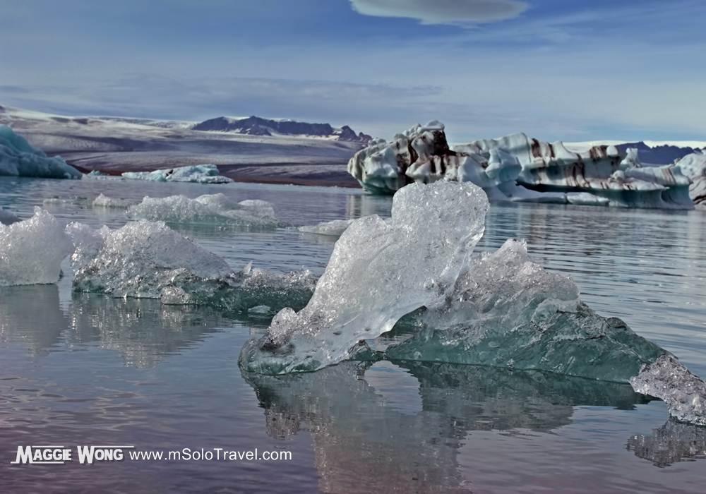冰島冰湖 Jökulsárlón Glacier Lagoon
