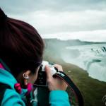 maggie wong msolo travel iceland Gullfoss