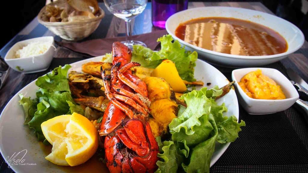 bouillabaisse from Marseille