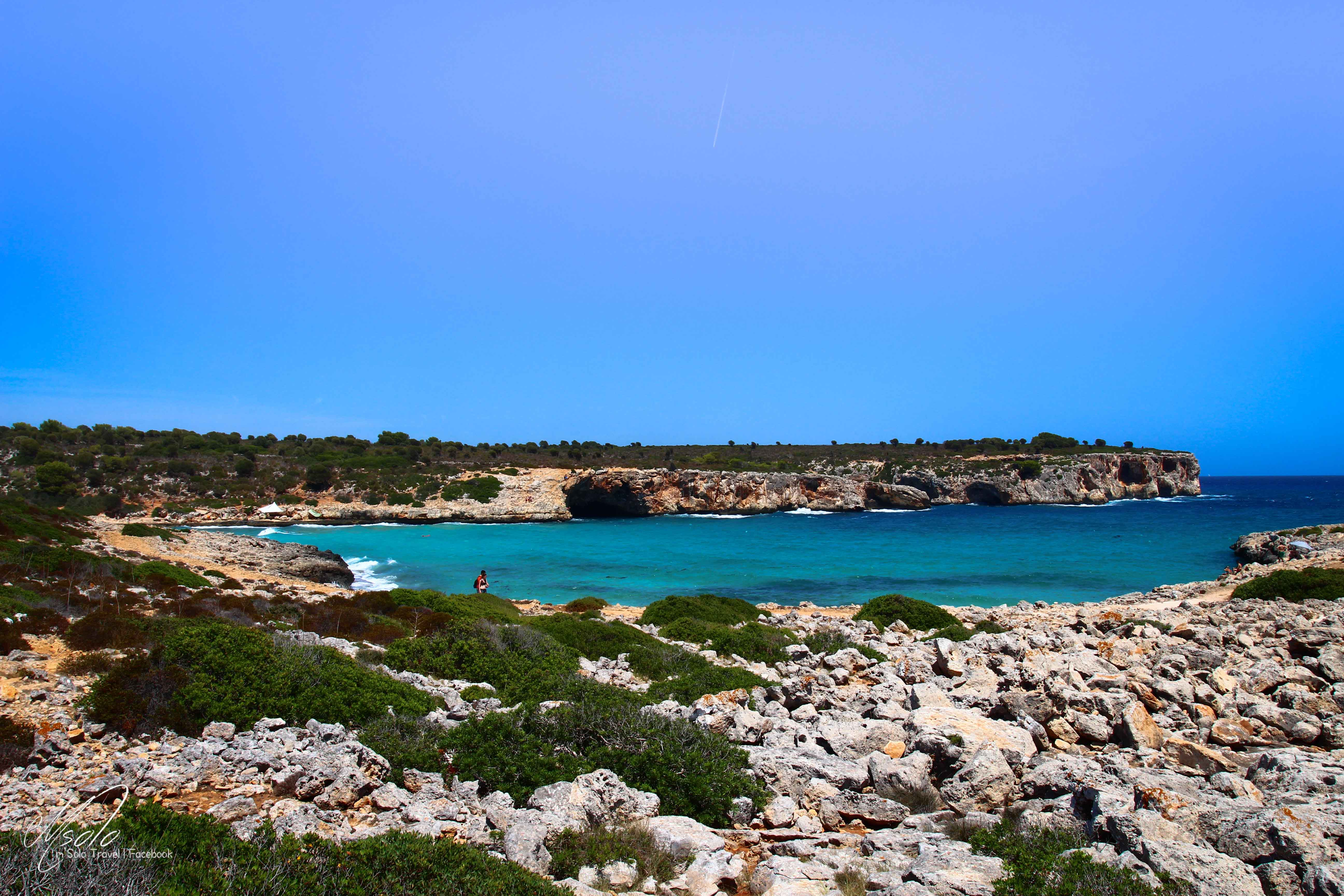 The first time I learnt about the magic of 50 beaches Island -Ibiza