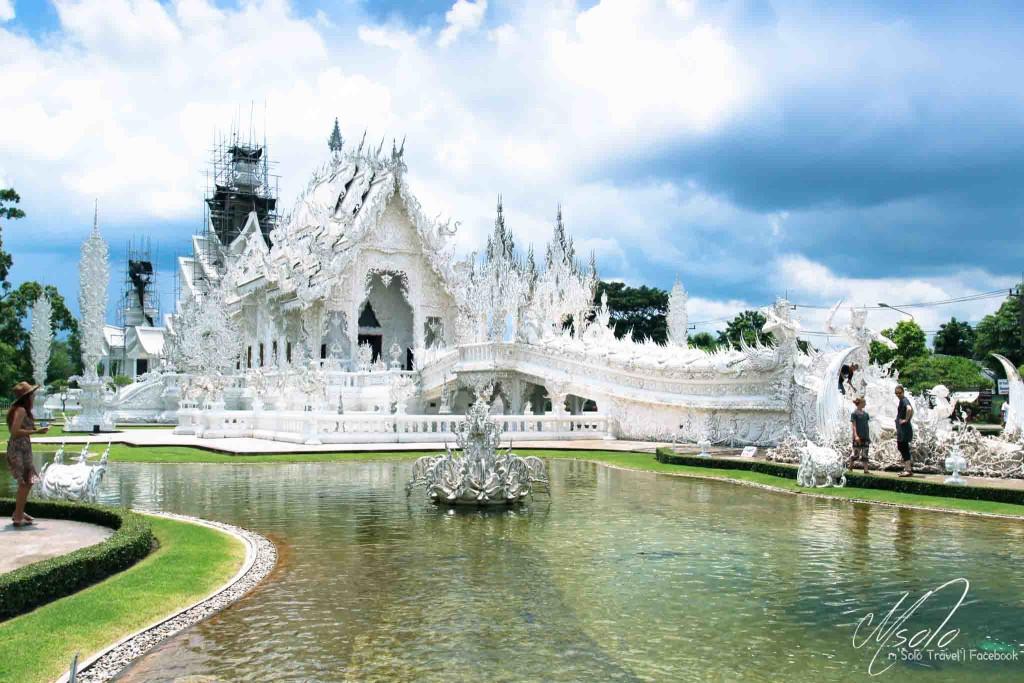 Chiangmai~white temple