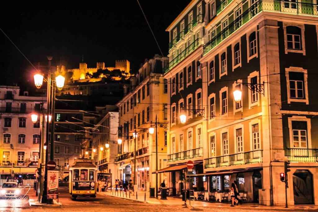 Lisbon~ love the vintage feeling