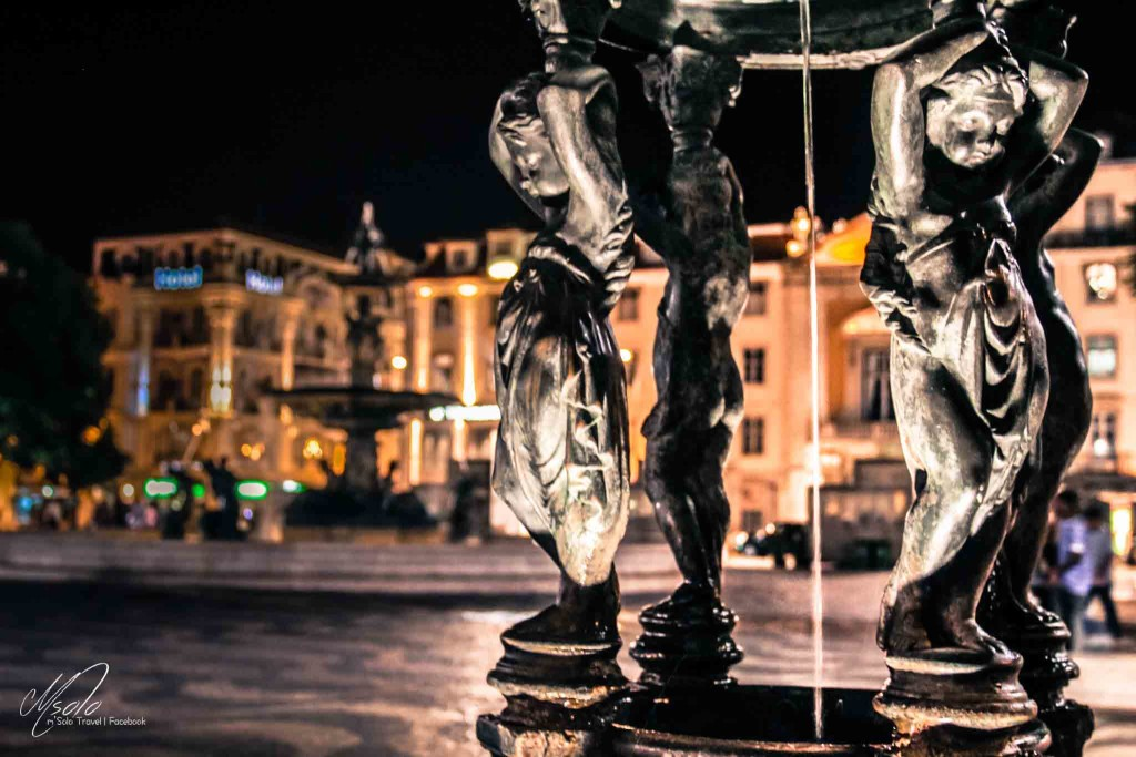 Lisbon~Square