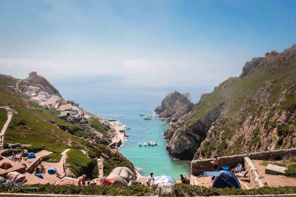 葡萄牙自由行Berlenga Grande Island