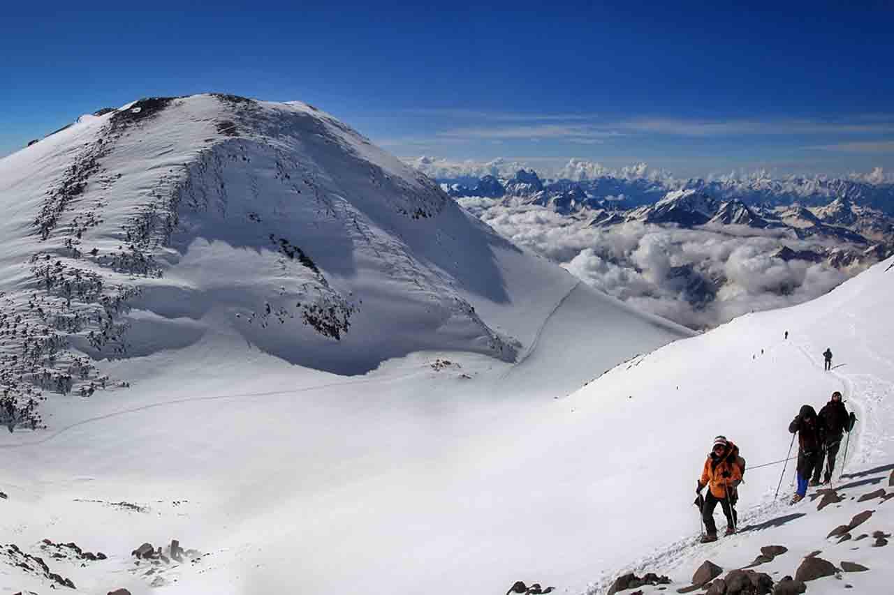 Mt. Elbrus 賞高加索山靚位推介