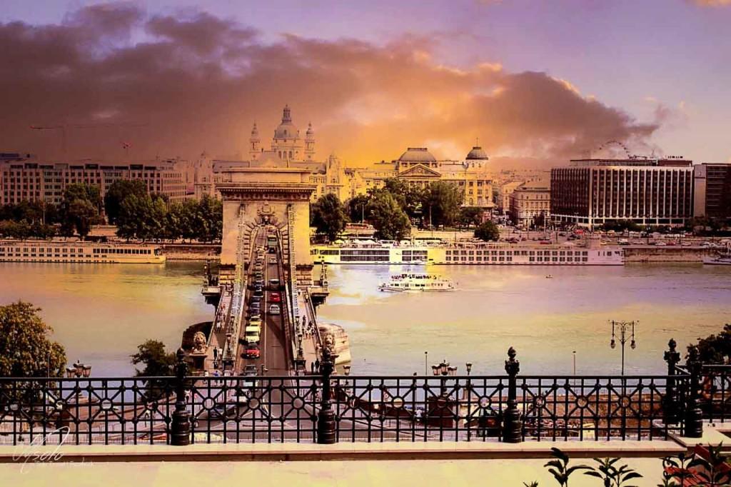 布達佩斯 遊記 塞切尼鏈橋