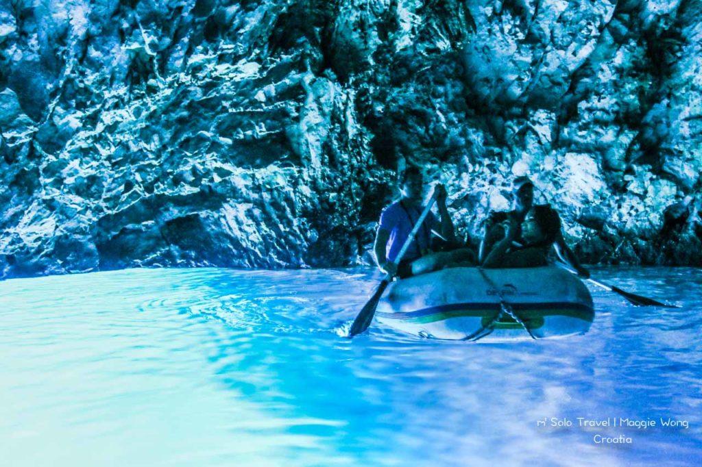 Croatia, Blue Cave