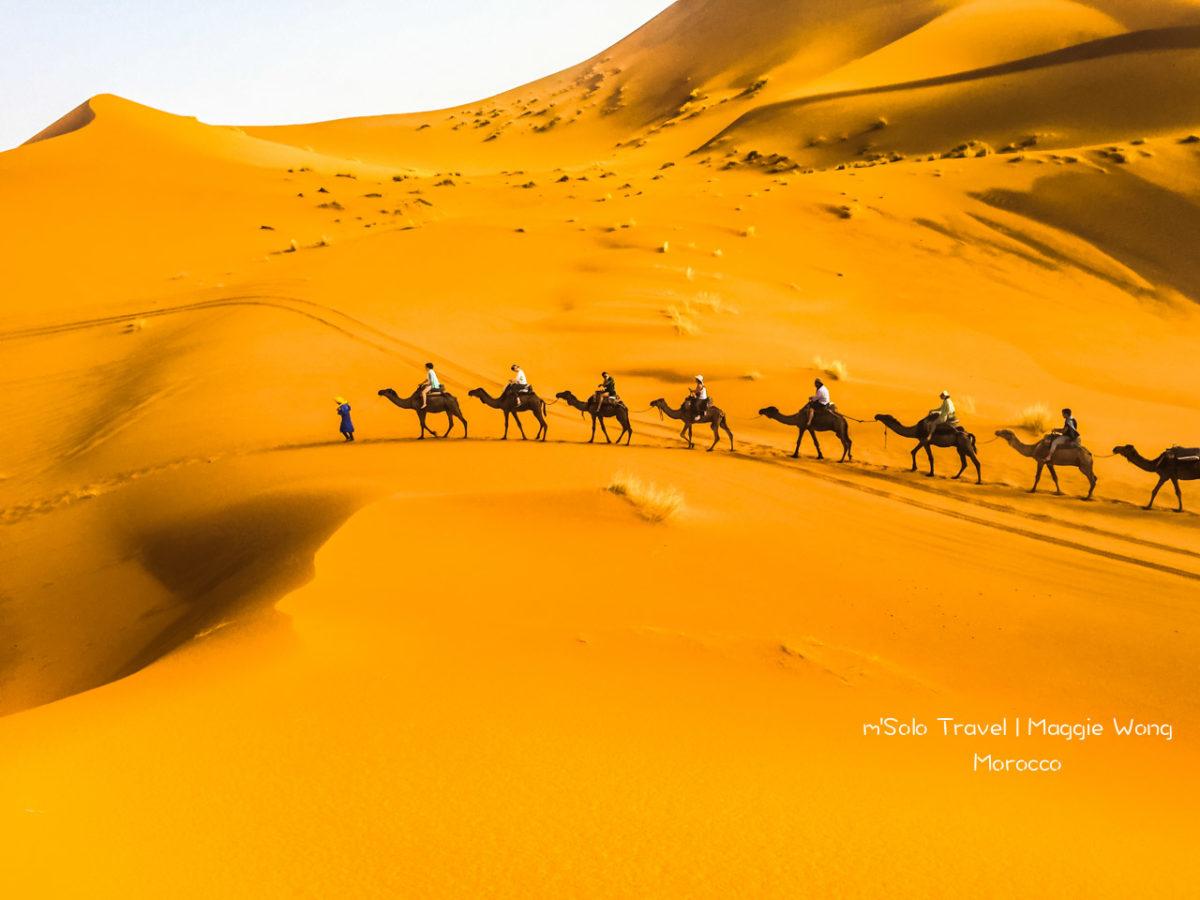 摩洛哥旅遊 Sahara Desert 撒哈拉沙漠