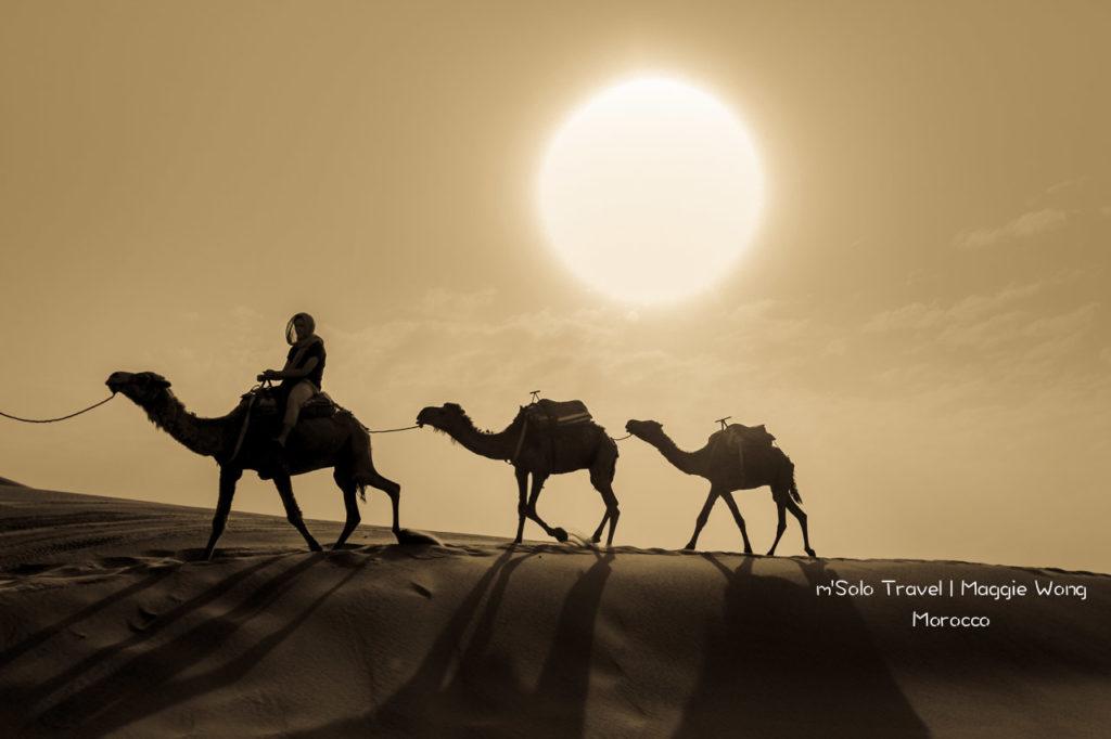 摩洛哥旅遊 Sahara Desert 撒哈拉大沙漠