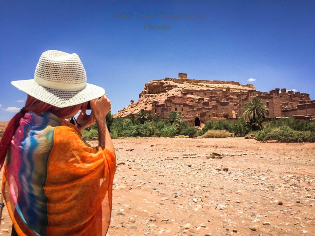 Morocco Ait-ben-haddou