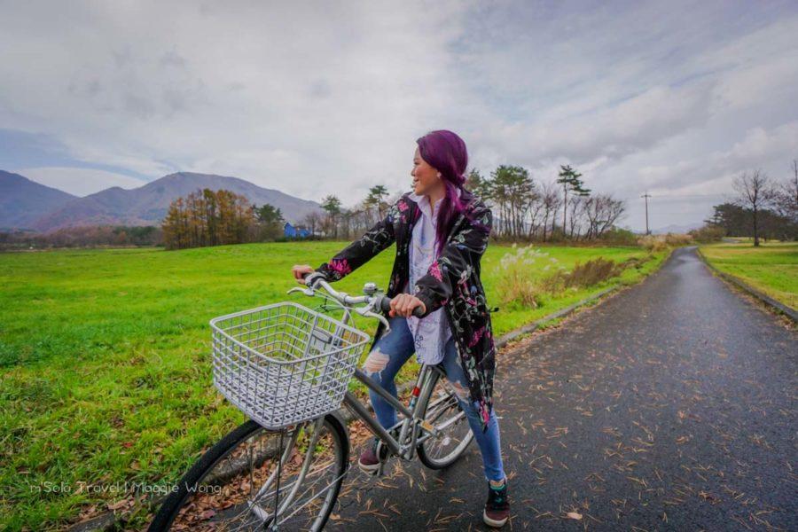 蒜山高原自転車-5
